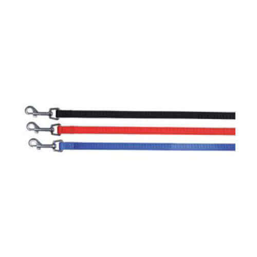 Trixie Classic Lead M-L: 3.30 ft./20 mm, Blue